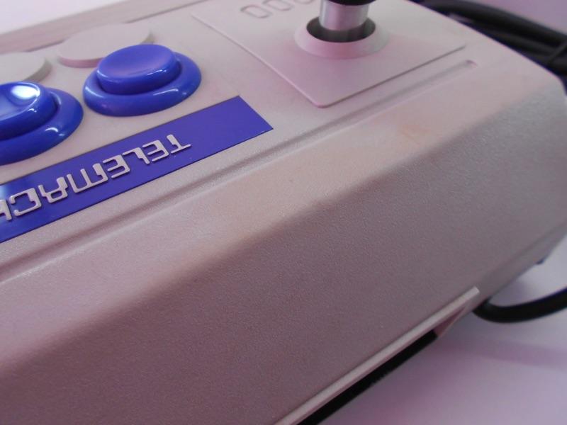 Joystick Telemach 200 para ZX Spectrum y demás