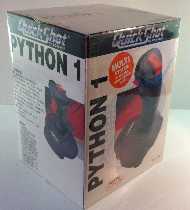 Python 1 para C64
