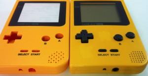 Carcasa repuesto Game Boy Pocket
