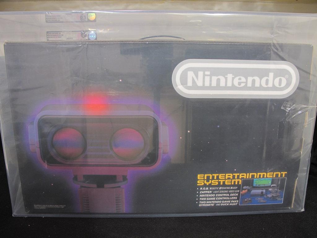 Nintendo NES Deluxe Set a la venta en EBay US nuevo a estrenar