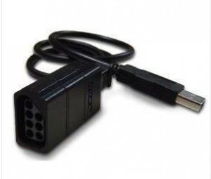 El adaptador retro-bit para usar el mando de NES por USB no funciona con los mandos Españoles