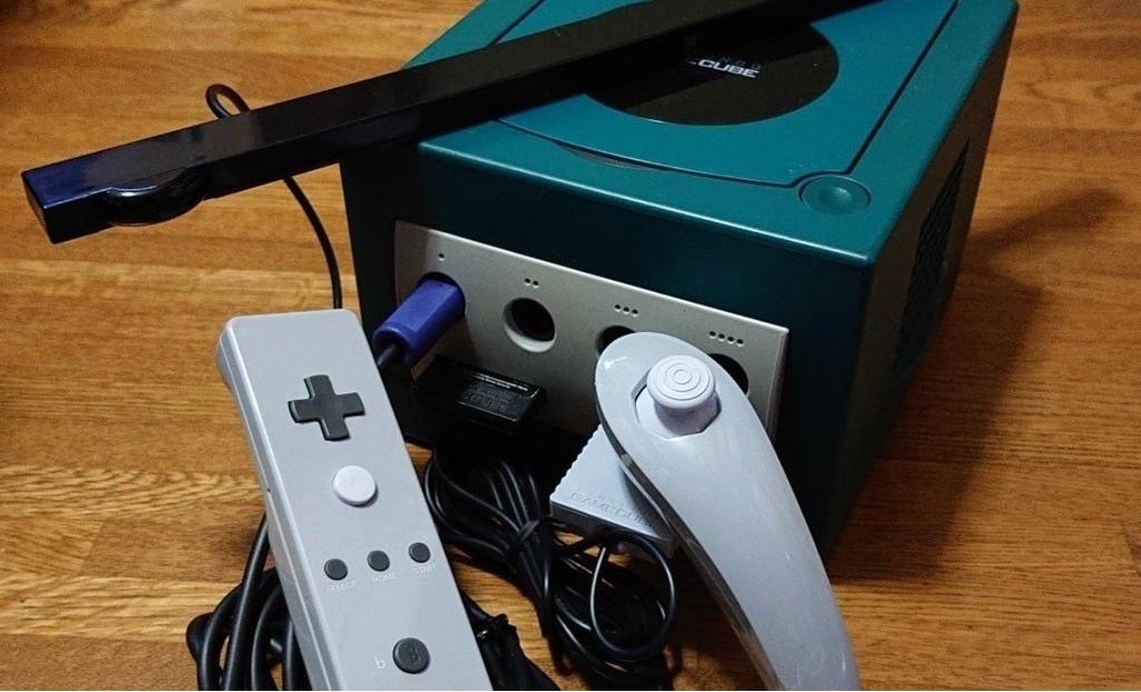 Prototipo mando Wii