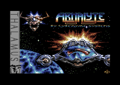 Armalyte - Competition Edition