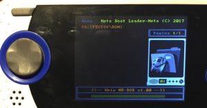 Neto Boot Loader: Mejora el sonido de la Sega Mega Drive Ultimate Portable, Game Genie y selector de región