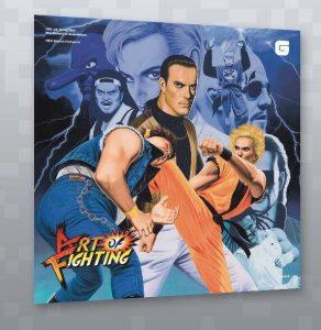 ART OF FIGHTING The Definitive Soundtrack disponible en vinilo y CD en diciembre de 2017