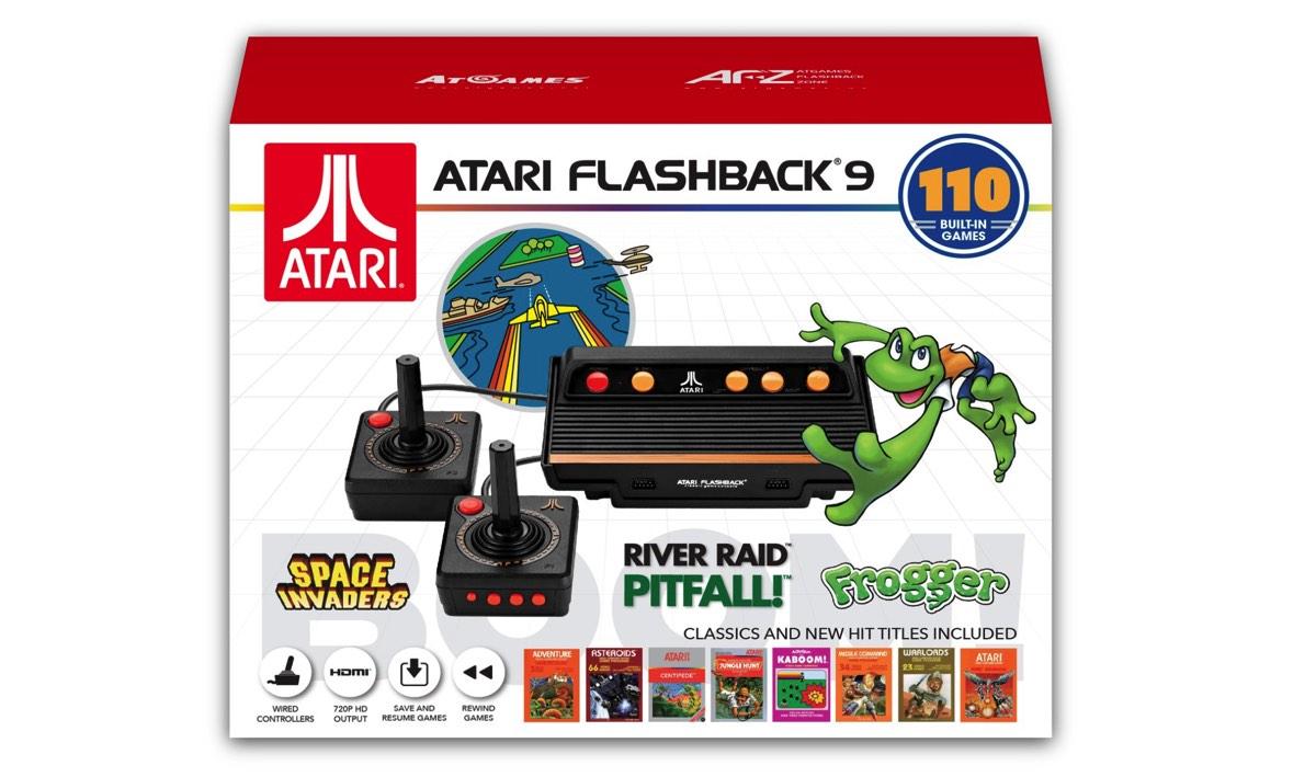 Nueva Atari Flashback 9