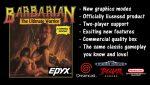 Barbarian en Sega Dreamcast