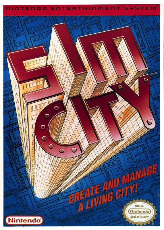 Sim City para Nintendo NES