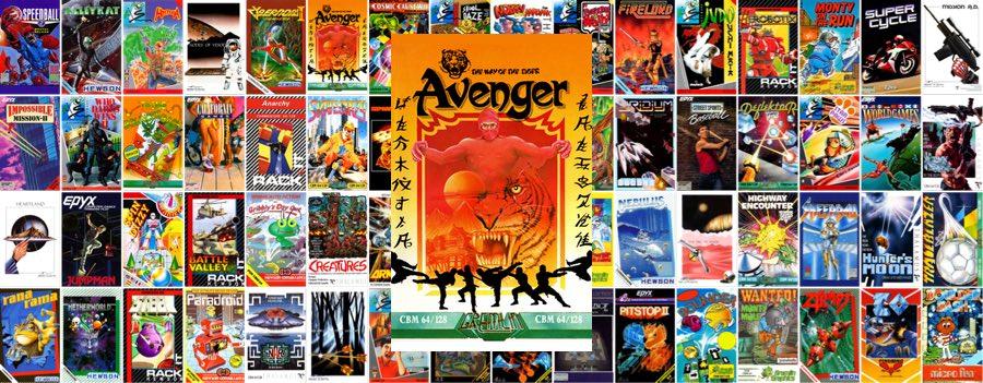 Avenger C64 Mini