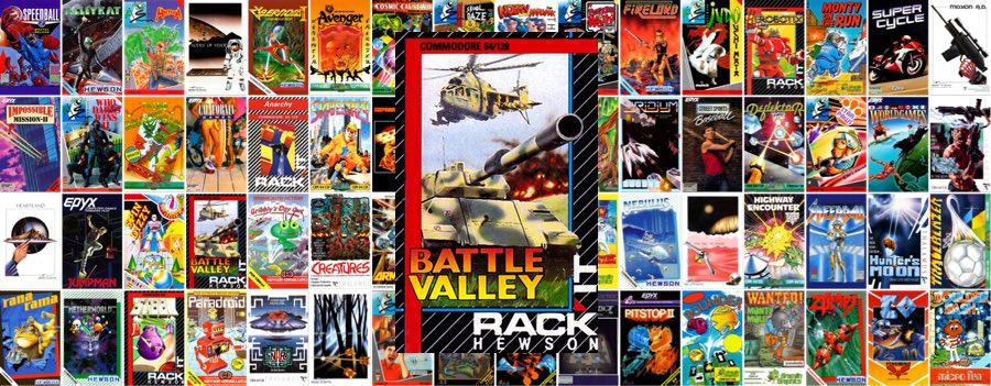 battle-valley-portada c64 mini