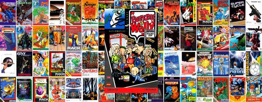 Everyones A Wally portada