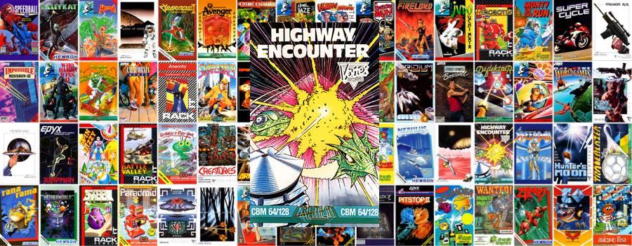Highway Encounter portada