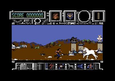Hysteria C64