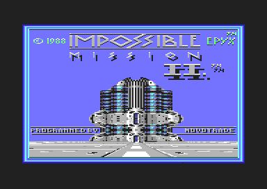 Misión Imposible 2 C64