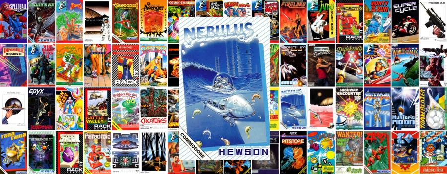 Nebulus C64