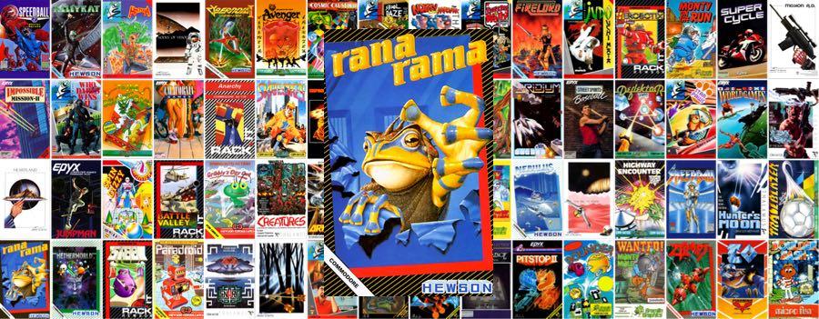 Ranarama c64
