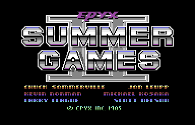 Summer Games II