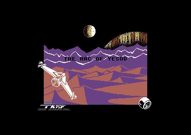 The Arc of Yesod C64 Mini