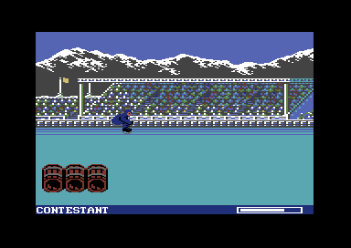 World Games para Commodore 64
