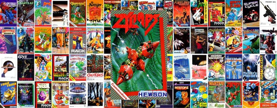 Zynaps C64