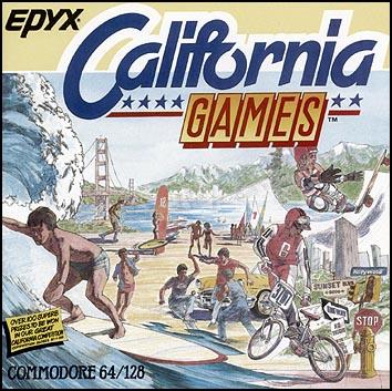 Portada california games