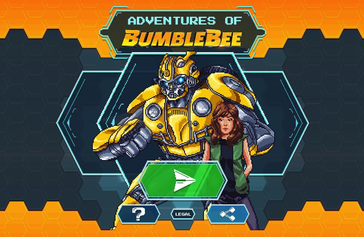 Videojuego Bumblebee