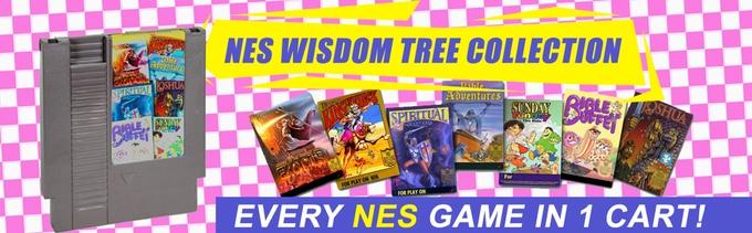 Juegos cristianos para Nintendo NES