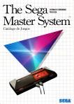 Catálogo Español de la Sega Master Sytem de Proein