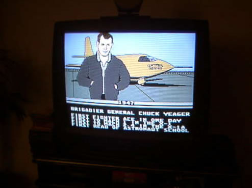 Chuck Yeager para NES