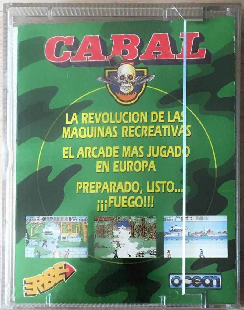 Cabal C64 Erbe