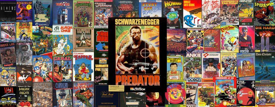 Carátula Predator
