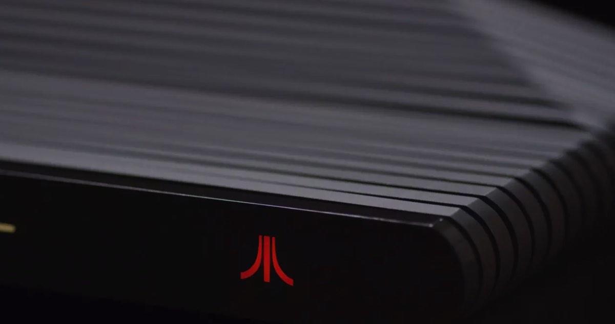Foto de la nueva consola de Atari para el 2019