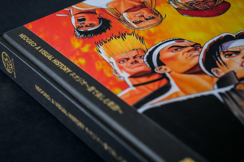 Libro Neo Geo: A visual history