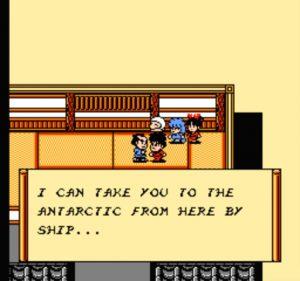 Imagen de Ganbare Goemon 2 para Nintendo NES traducido al inglés