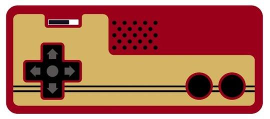 Diseño mando Famicom
