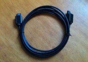 Cable link de tienda DreamcastLive