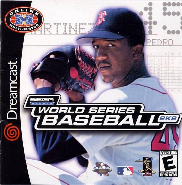 Baseball 2K para Dreamcast
