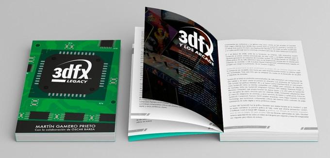 Libro El Legado de 3DFX