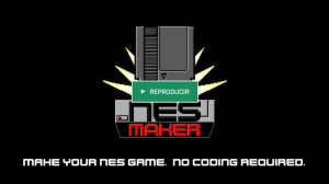 En breve podremos hacer nuestros propios juegos de Nintendo NES sin escribir una línea de código gracias a NESmaker