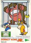 Flyer Donkey Kong Jr
