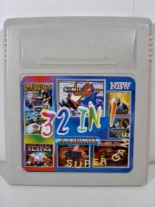 Sonic the Hedgehog en la primera Nintendo Game Boy