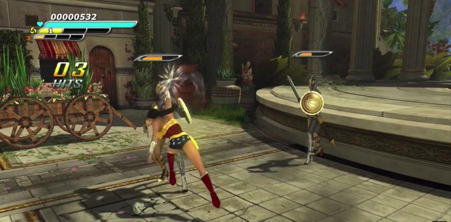 Imagen Liga de la Justicia para Nintendo Wii