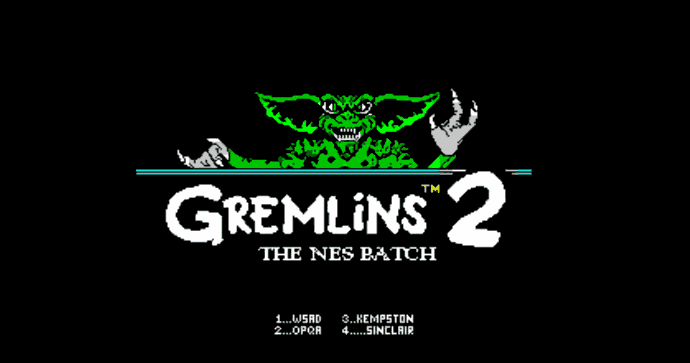 Gremlins 2 The NES Batch