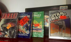 Compras de Atari 2600 poscrash 1983