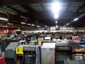 Lote máquinas arcade