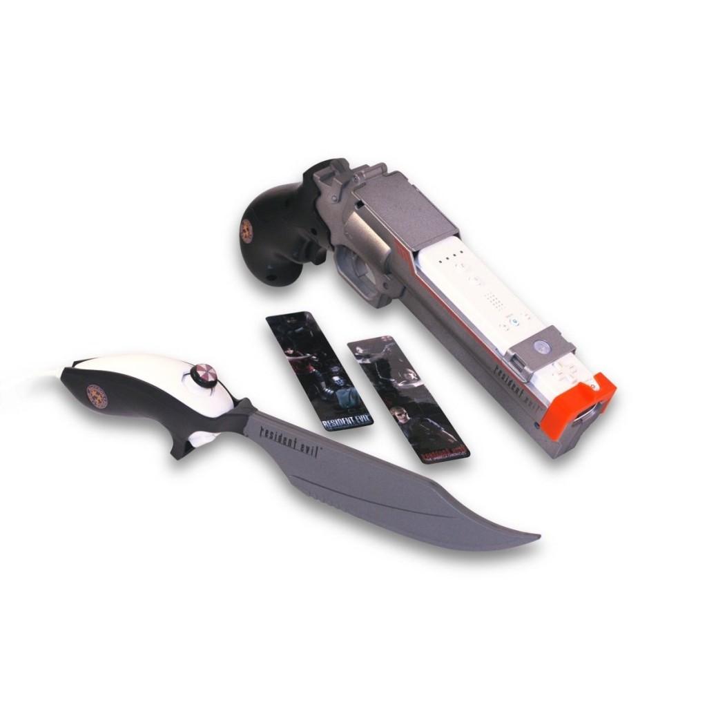 Revolver Magnum para Resident Evil The Darkside Chronicles