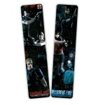 Pagatinas decorativas Resident Evil para Remote de Wii incluidas con el Magnum DarkSide Chronicles