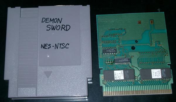 Prototipo de Nintendo NES