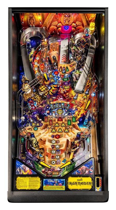 Pinball Iron Maiden