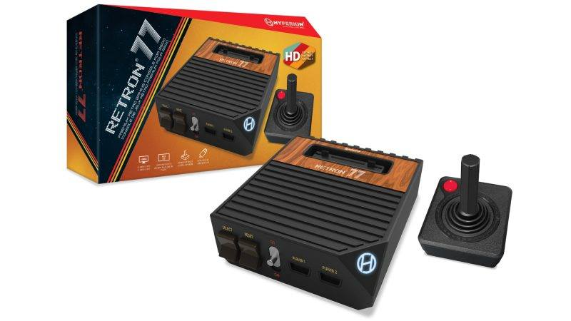 Retron 77 compatible Atari 2600